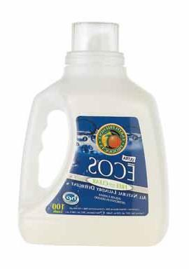 Earth Friendly 2x Ultra All Natural Laundry Detergent and - 100 Ounce, 1 Pack
