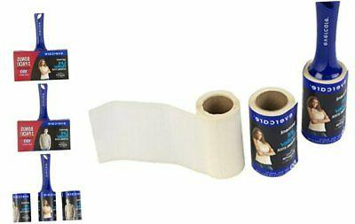 extreme stick 180 sheet lint roller combo
