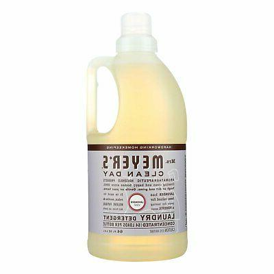 Mrs. Meyer's - Clean Day Laundry Detergent Concentrated 64 L
