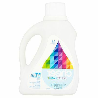 Cheer Free Liquid Laundry Detergent, 64 Loads, 100 fl oz