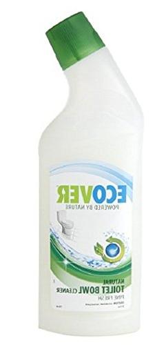 Ecover Natural Toilet Bowl Cleaner, Pine Fresh 25 oz ,6pk