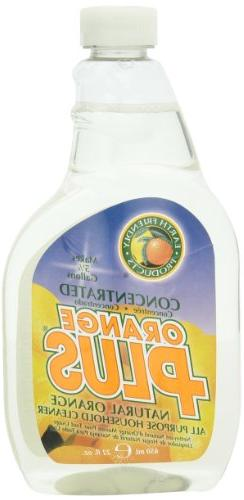 Earth Friendly Products Orange Plus Concentrated, 22 Ounce