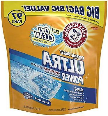 Arm & Hammer Plus OxiClean Paks, Use
