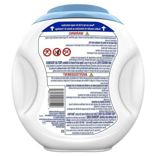 Tide PODS Free Gentle Laundry Detergent Pacs 81-load