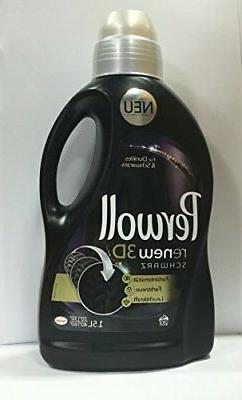 Perwoll Renew Black 3D, Liquid Black and Dark Color Laundry