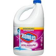 Clorox Splash-less Scented Bleach, Concentrated Fresh Meadow