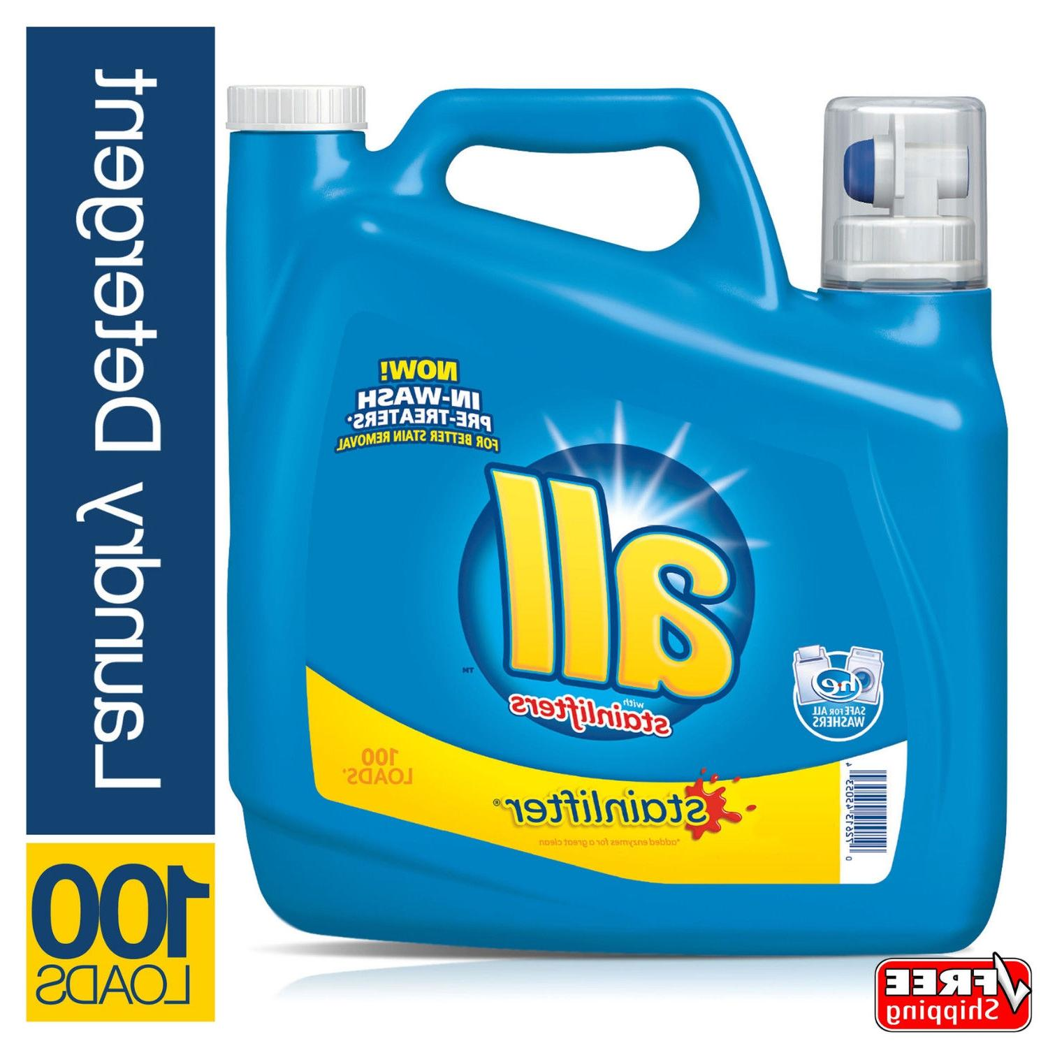 ALL Stainlifter Liquid Laundry Detergent Active Stainlifter