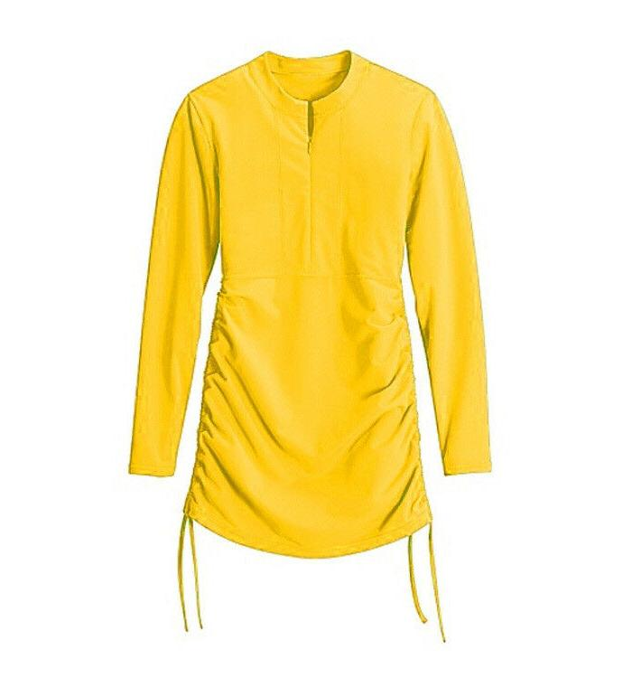 Women's UV Long Wetsuit Top