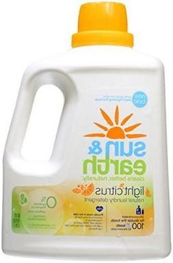 Natural Laundry Detergent - 2x Concentrated, HE Machines - L