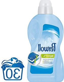 Perwoll Sport Laundry Detergent For Active Wear Clothes 30 L