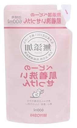 Miyoshi Soap | Laundry Detergent | Additive Free for Baby Un