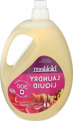 Biokleen Laundry Detergent Liquid Concentrated Eco-Friendly