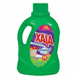 Ajax Laundry Detergent, Mountain Air, 60-oz, 6 Bottles