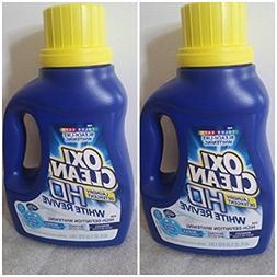 OxiClean HD Laundry Detergent White Revive Ocean Breeze. 40