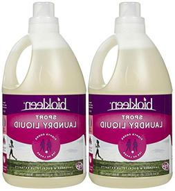 Biokleen Laundry Liquid - 64 oz - Fragrance Free - 2 pk