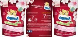 Snuggle Laundry Scent Boosters Concentrated Pacs, Cherry Blo
