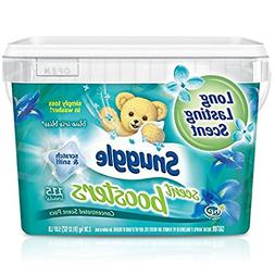 Snuggle Laundry Scent Boosters Concentrated Scent Pacs, Blue
