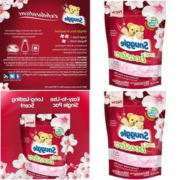 Snuggle Laundry Scent Boosters Concentrated Scent Pacs, Cher