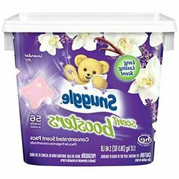 Snuggle Laundry Scent Boosters Concentrated Scent Pacs, Lave