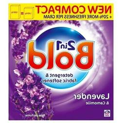 Bold 2in1 Lavender & Camomile Washing Powder - 22 Washes  -
