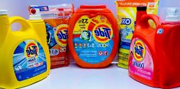 Tide Liquid and Pods Laundry Detergent and Tide Antibacteria