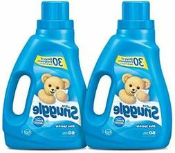 Snuggle Liquid Fabric Softener with Fresh Release, Blue Spar