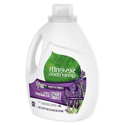 Seventh Generation Liquid Laundry Detergent, Fresh Lavender