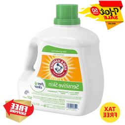Arm and Hammer Liquid Laundry Detergent For Sensitive Skin,