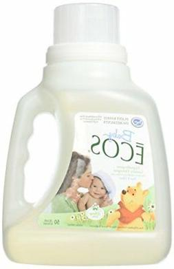 Earth Friendly Products ECOS Free & Clear Laundry Detergent,
