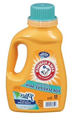 Arm & Hammer 33200-09140 Liquid Laundry Detergent HE Compati