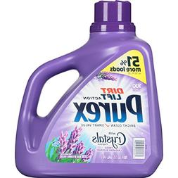 Purex Liquid Laundry Detergent with Crystals Fragrance, Fres