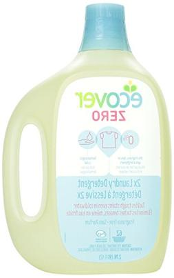 Ecover Liquid Laundry Detergent, 62 Loads, Fragrance Free, 9