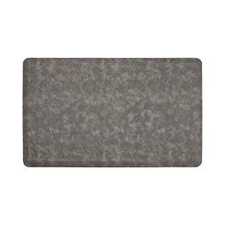 Chef Gear Marni Embossed Gelness Mat, 20 x 32, Dark Grey