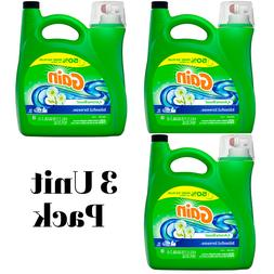 NEW! Gain Liquid Laundry Detergent + Aroma Boost, 96 Loads,