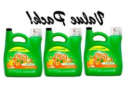 NEW! Gain Liquid Laundry Detergent, Island Fresh, 96 Loads,