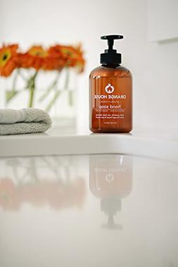Orange House Hand Soap, 12 fl. oz.