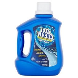 OxiClean HD Sparkling Fresh Scent Liquid Laundry Detergent,