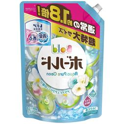 P&G Japan BOLD Lenoir-in Liquid Laundry Detergent Fresh Pure