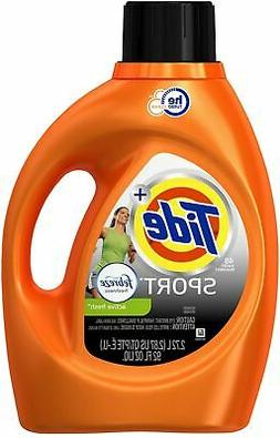 Tide Plus Febreze Freshness Sport High Efficiency Liquid Lau