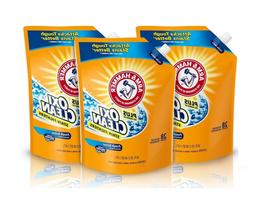 ARM & HAMMER Plus OxiClean Fresh Scent HE Liquid Laundry Det