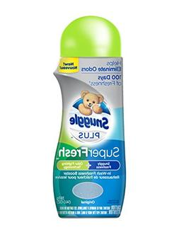 Snuggle Plus Superfresh in-wash Freshness Booster, Original,