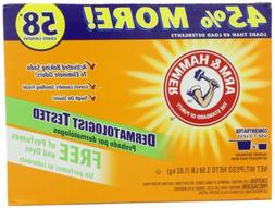 Arm & Hammer Powder Laundry Detergent, 58 Loads, Free of Per