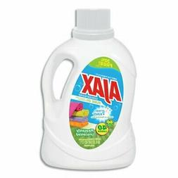 Ajax Pure Unscented Laundry Detergent, 60-oz, 6 Bottles