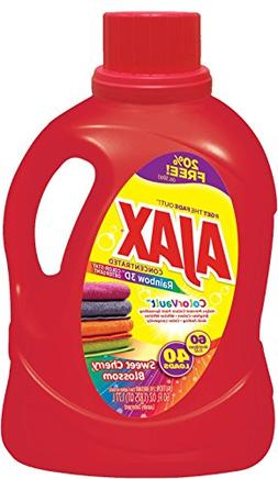 Ajax Laundry Rainbow 3D Color Vault Liquid Laundry Detergent
