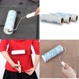 Gudessly Refillable Sticky Lint Pet Hand Roller Hair Remover