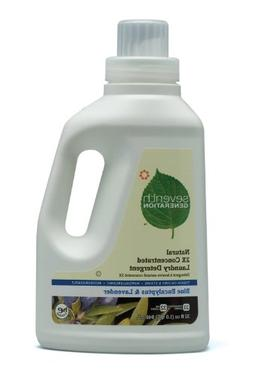 Seventh Generation 2X Conc., Blue Eucalyptus/Lavender, 32-Ou