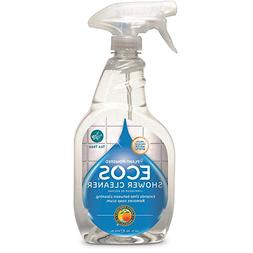Earth Friendly Products ECOS Shower Cleaner with Tea Tree Oi