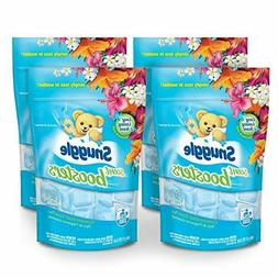 Snuggle Laundry Scent Boosters Concentrated Scent Pacs, Isla