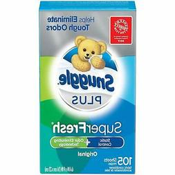 Snuggle Plus Super Fresh Fabric Softener Fabric Conditioner