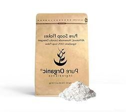 Soap Granule Flakes  by Pure Organic Ingredients, Eco-Friend